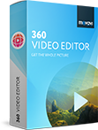 Movavi 360 Video Editor � Business boxshot