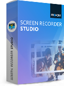 Movavi Screen Recorder Studio � Business boxshot