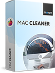 Movavi Mac Cleaner for 3 Macs boxshot