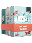 Starter Bundle: Travel Set + Family Set + Seasons Set discount coupon