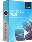 Movavi Video Editor Plus for Mac � 1 year subscription boxshot