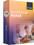 Movavi Slideshow Maker Business for Mac  � 1 Year Subscription boxshot