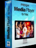Movavi Media Player for Mac � 3 Licenses boxshot